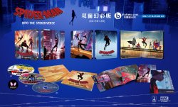 Spider-Man; Into the Spider-Verse, double lenticular.jpg